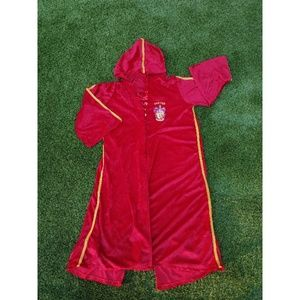 Harry Potter Deluxe Quidditch Robe Youth Large
